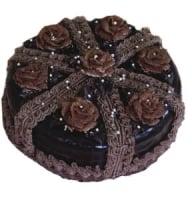 Торт Черная жемчужина