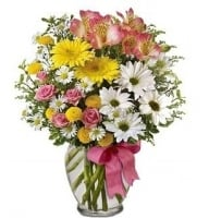 Bouquet Special offer! Wild flowers Vase for free!