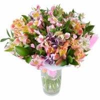Букет Букет цветов Бруклин Харьков