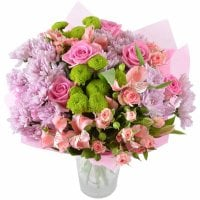 Bouquet Pink Choice