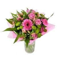 Заказать букет «Розовые сны» с доставкой