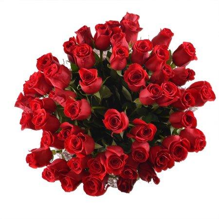 Букет 51 роза премиум