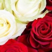 Букет Сердце с розами