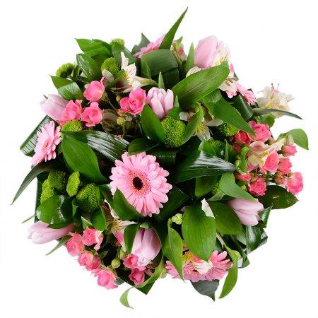 Букет Весенние цветы