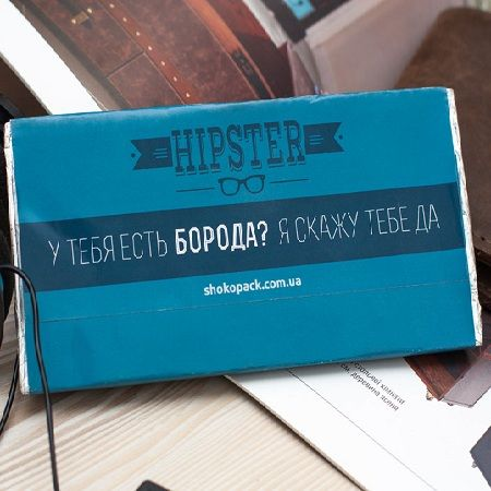 Товар Bar of Chocolate Hipster