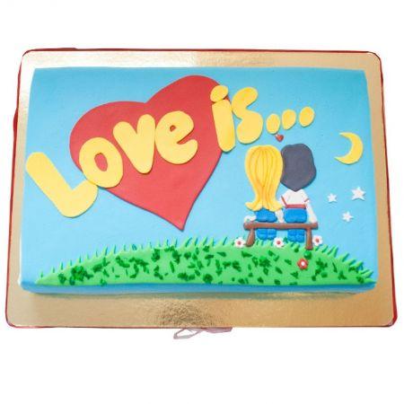 Товар Торт Love is....