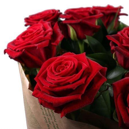 Букет 11 роз: Остров любви Киев