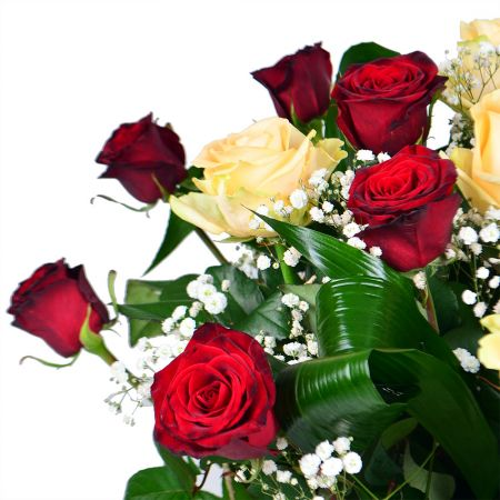 Букет Корзина роз
