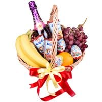 Товар Gift basket «Sweet moments»
