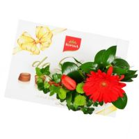 Bouquet Flowers «DeLuxe» (wholesale)