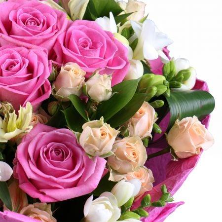 Букет Мелодия роз