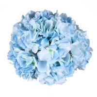Букет Гортензия голубая искусственная