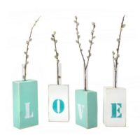 Product Vase for flowers LOVE