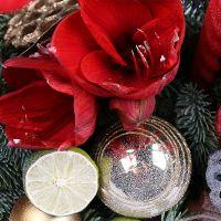 Товар Композиция «Краски Рождества»