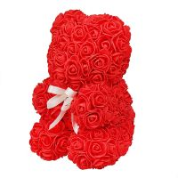 Товар Teddy of foamiran roses