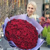 Букет Promo! 151 red roses