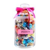 Товар Банка з цукерками Радість Київ