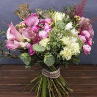 Заказать очаровательный букет «Благословение весны» в интернет-магазине с доставкой