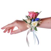Заказать браслет «Цветочный мираж» в интернет-магазине с доставкой