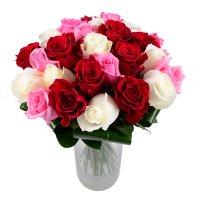 Букет Букет ніжних троянд Київ