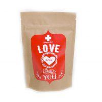 Купить байховый чай с кусочками фруктов «For you» с доставкой