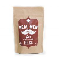 Купить чай «For real men» в оригинальной упаковке в интернет-магазине. Доставка!