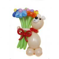 Заказать необычную игрушку из воздушных шариков с доставкой