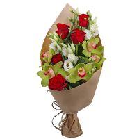 Заказать букет «Искренность любви» для близких с доставкой в любой уголок страны и мира.