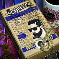 Заказать кофе «Для сильного мужчины» в интернет-магазине UFL. Доставка!