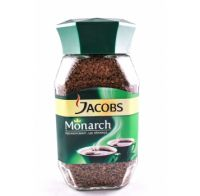 Кофе растворимый Jacobs Monarch 100г