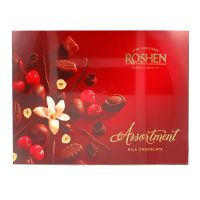 Товар Assorted Candies Roshen (milk chocolate, 145g)