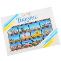 Товар Цукерки Roshen «Ukraine» Київ