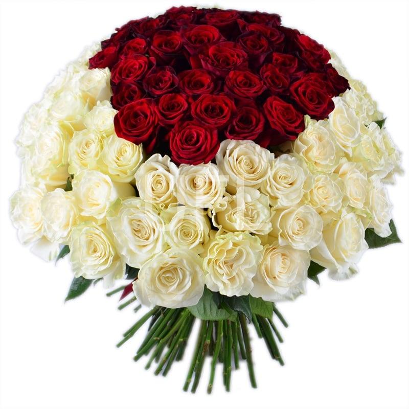 Годовщиной, картинки букет красных роз с белыми