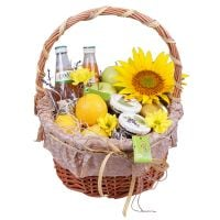 Товар Basket summer gifts