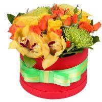 Заказать красивый букет «Летнее солнце» в интернет-магазине с доставкой