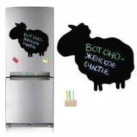 Купить магнитную доску «Овечка» на холодильник