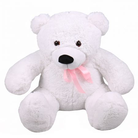 Product Teddy bear white 90 cm