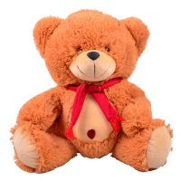 Товар Red teddy-bear 45 cm