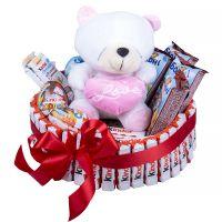 Заказать подарок «Мишка счастья» в интернет-магазине с доставкой
