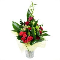 Bouquet «For handsome man»