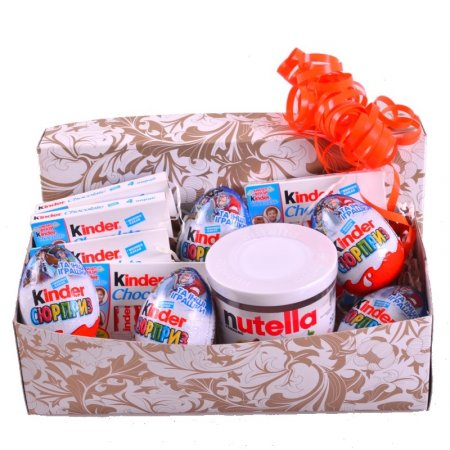Товар Box of sweets Kinder