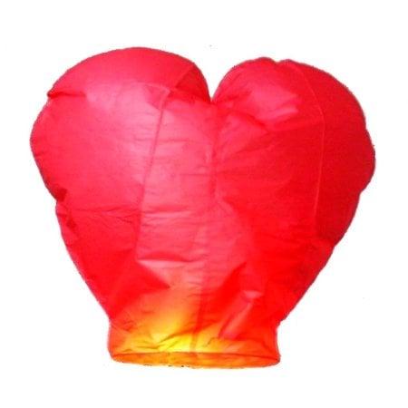 Товар Небесный фонарик Сердце