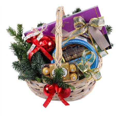 Товар Корзина: Новогодний подарок