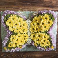 Букет Золотистий метелик Київ