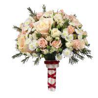 Заказать букет «Итальянская свадьба» в интернет-магазине