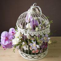 Заказать очаровательный букет «Французкий Сад» в интернет-магазине с доставкой