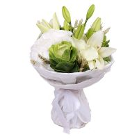 Букет Bouquet Mix in White Colors
