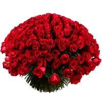 Заказать очаровательный букет из роз в интернет-магазине с доставкой