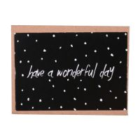 Открытка «Have a wonderful day»
