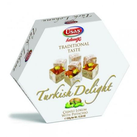 Товар Рахат - лукум Turkish Delight (250г)